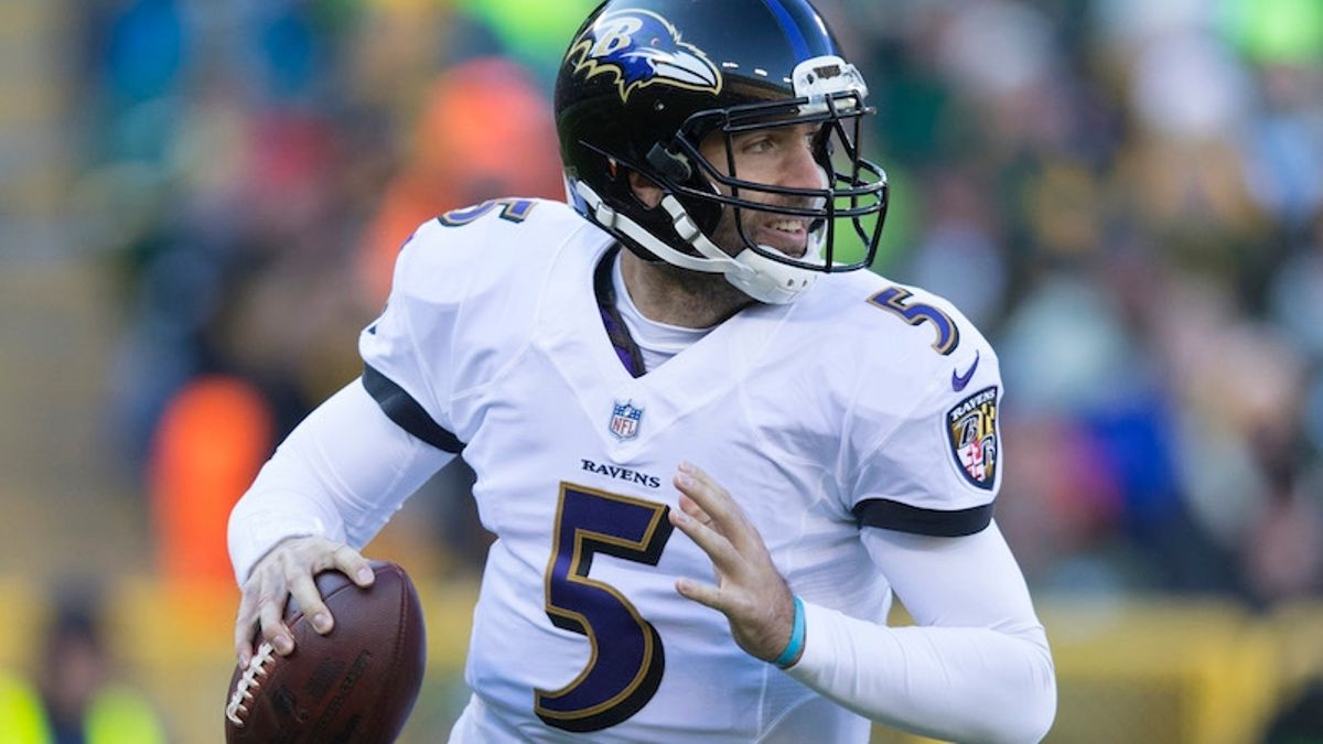 2018 Baltimore Ravens Betting Odds & Season Preview: Can Defense Save Flacco's Job? article feature image