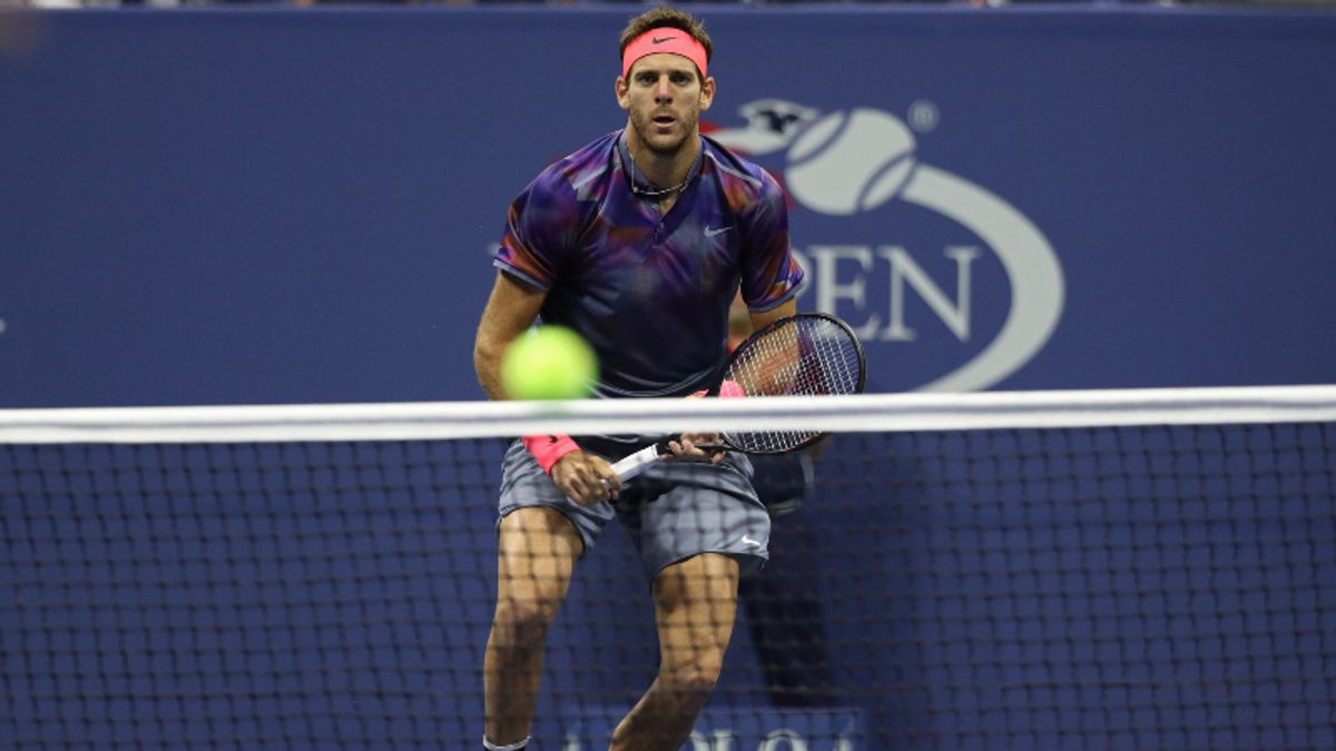2018 ATP US Open Quarterly Betting Preview: Can del Potro Capitalize on Favorable Draw? article feature image