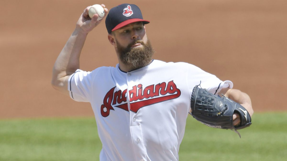 Wake and Rake: Heavy Sharp Betting Action on Monday's Indians-Red Sox Game article feature image