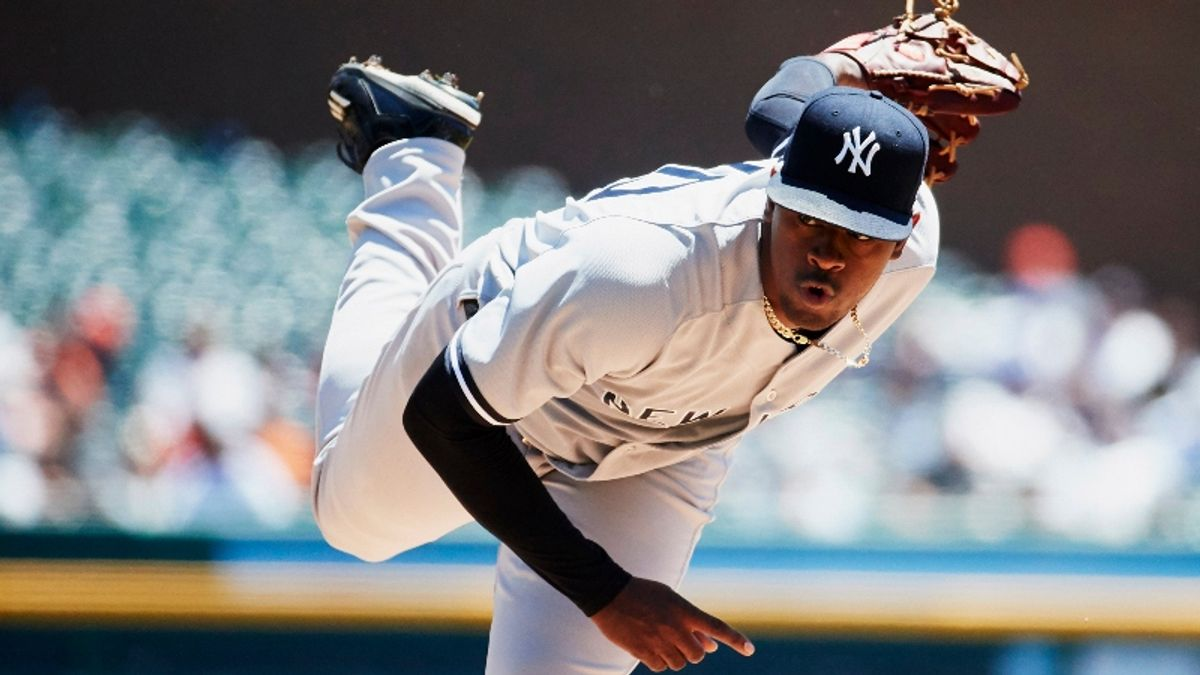 Sunday's MLB Over/Under: The Angle to Consider for Yankees-Orioles article feature image