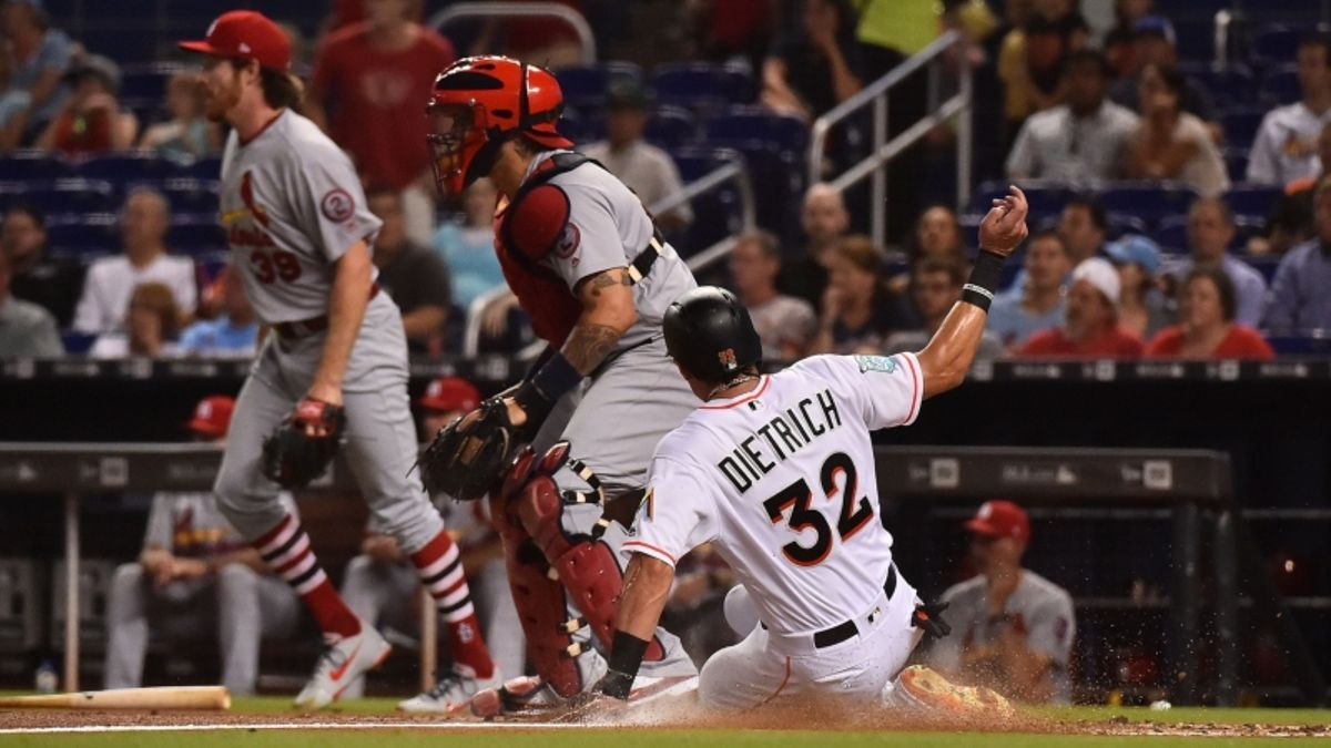 Wednesday Sharp Report: Pros Betting Cardinals-Marlins, Two Other Games article feature image