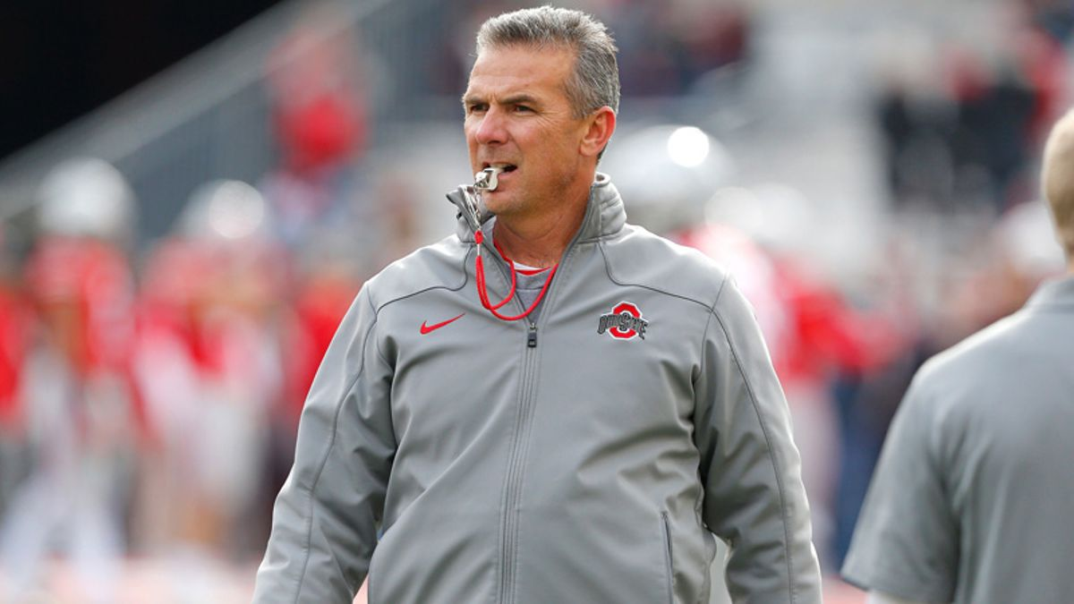 Sportsbooks Pull Ohio State Betting Odds Following Urban Meyer Reports article feature image