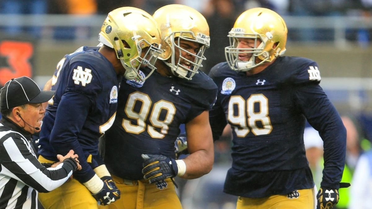 Michigan-Notre Dame Betting Guide: Will Defenses Dominate? article feature image