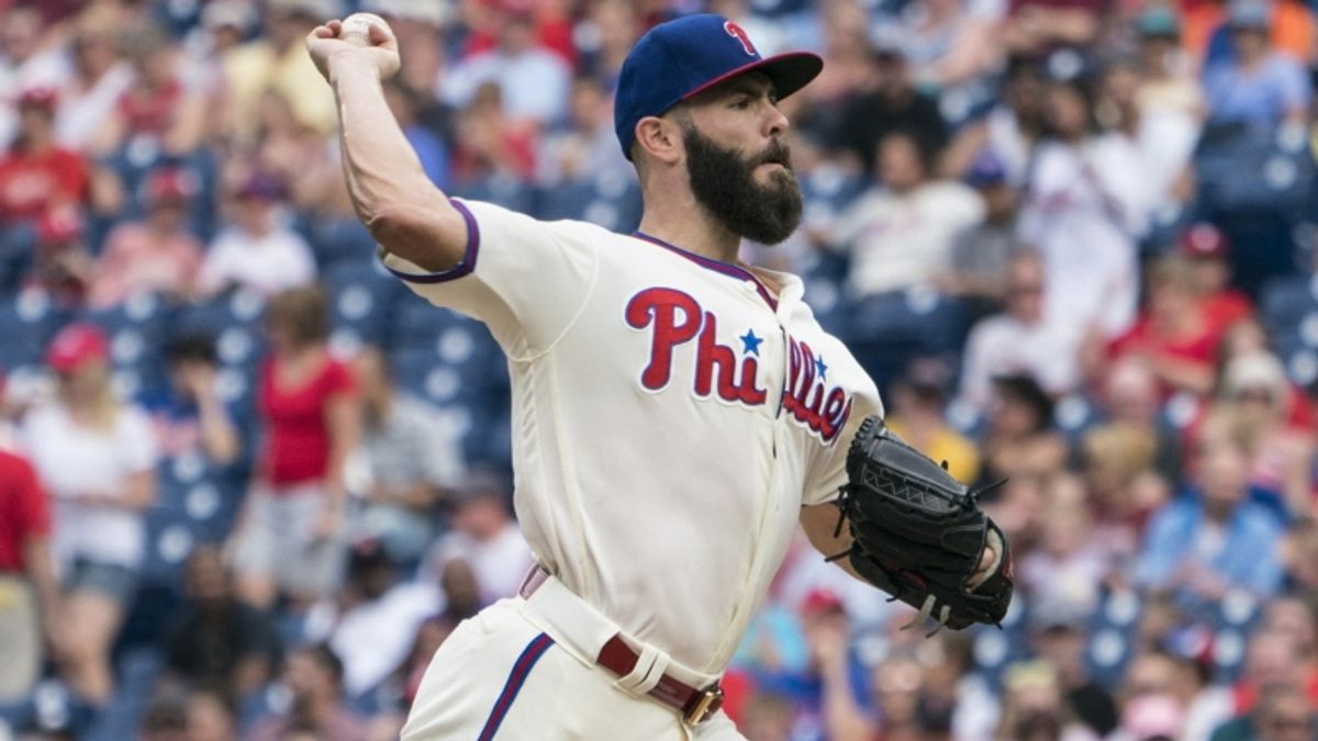 Friday MLB Sharp Report: Pros Betting Phillies-Blue Jays, 2 Other Games article feature image