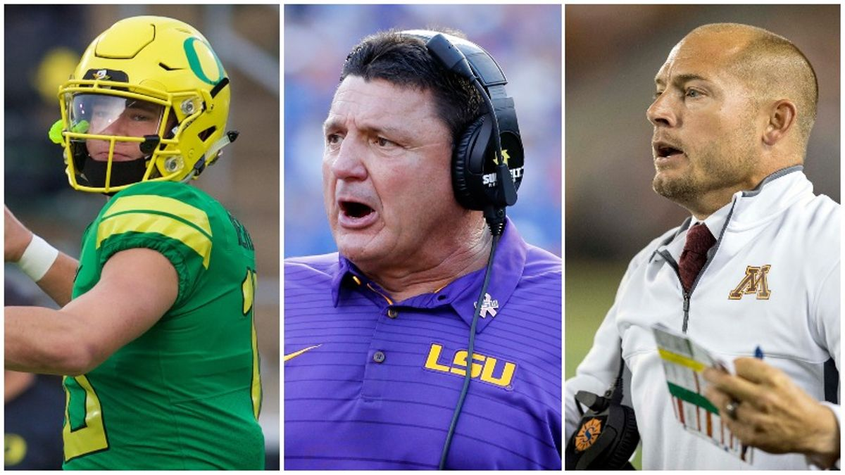 College Football Schedules 2018: Finding Betting Value in the Best, Worst Slates article feature image