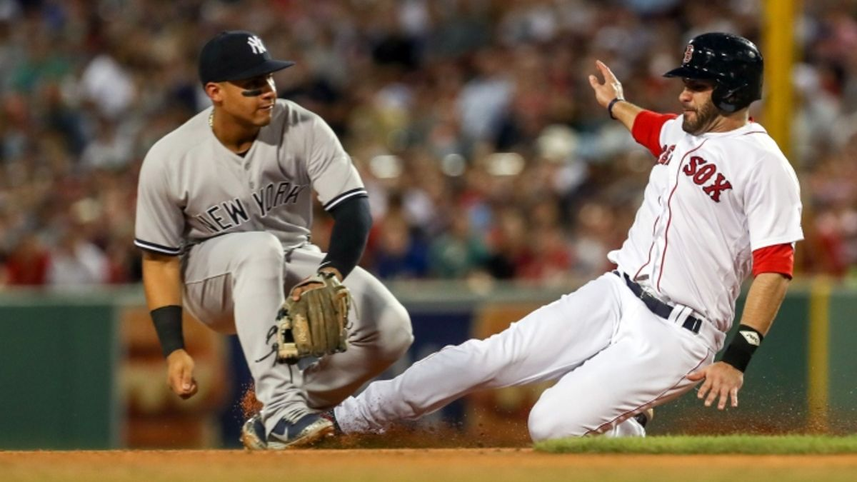 Friday Sharp Report: Pros Betting Yankees-Red Sox, Astros-Dodgers and Braves-Mets article feature image