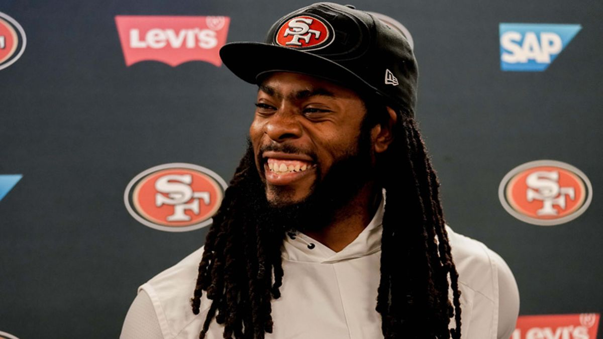 San Francisco 49ers' Richard Sherman Announces New DFS Company article feature image