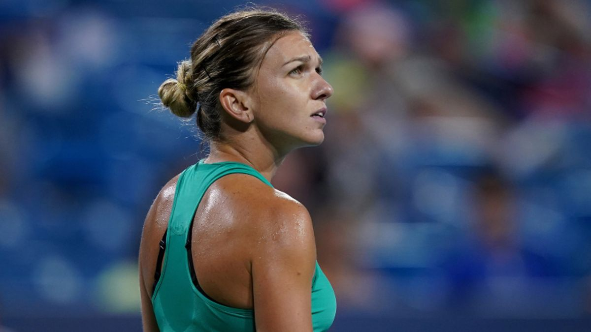 WTA US Open Quarterly Betting Preview: Simona Halep Must Contend With 3 Former Champs article feature image