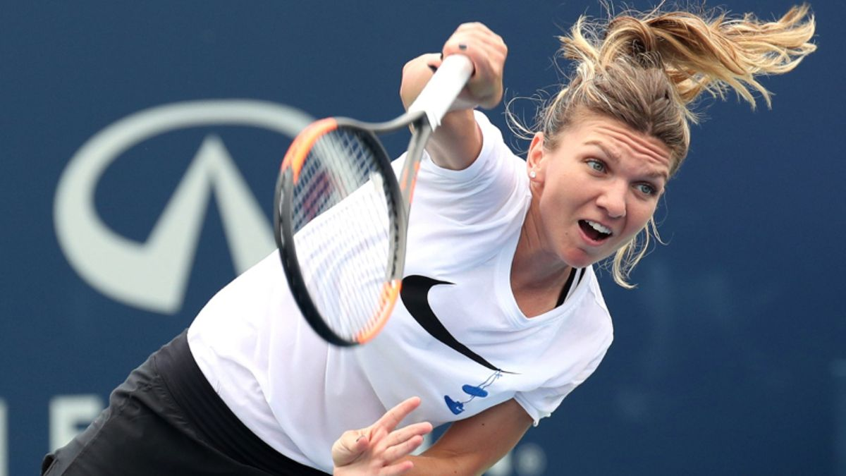 WTA Rogers Cup Futures Betting Preview: Simona Halep Should Run Deep in Montreal article feature image