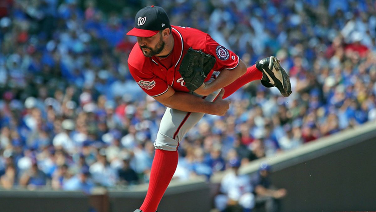 Nationals-Cardinals Betting Odds and Preview: Will Roark Keep Rolling? article feature image