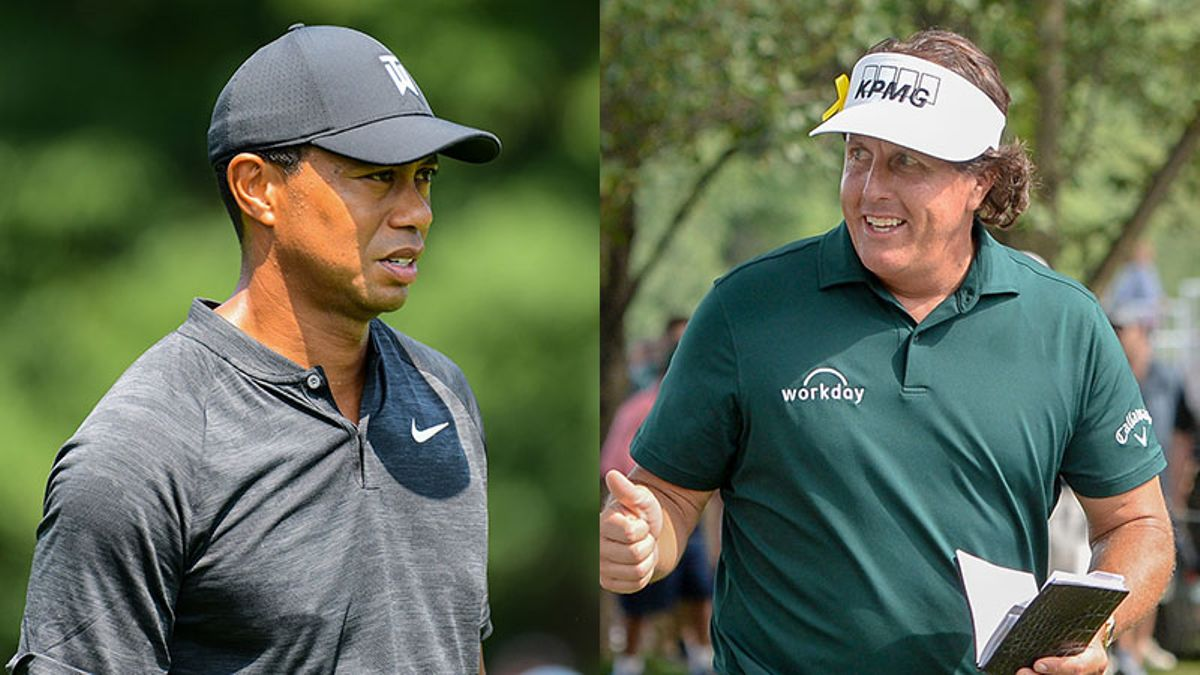 Sobel: Tiger and Phil Should Turn 'The Match' into a Betting Extravaganza article feature image