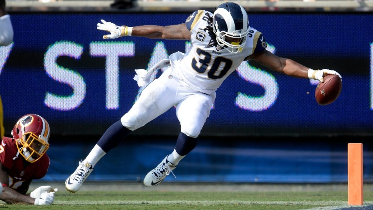Westgate NFL Betting Action Report: Rams Are the Hottest Ticket in Vegas article feature image
