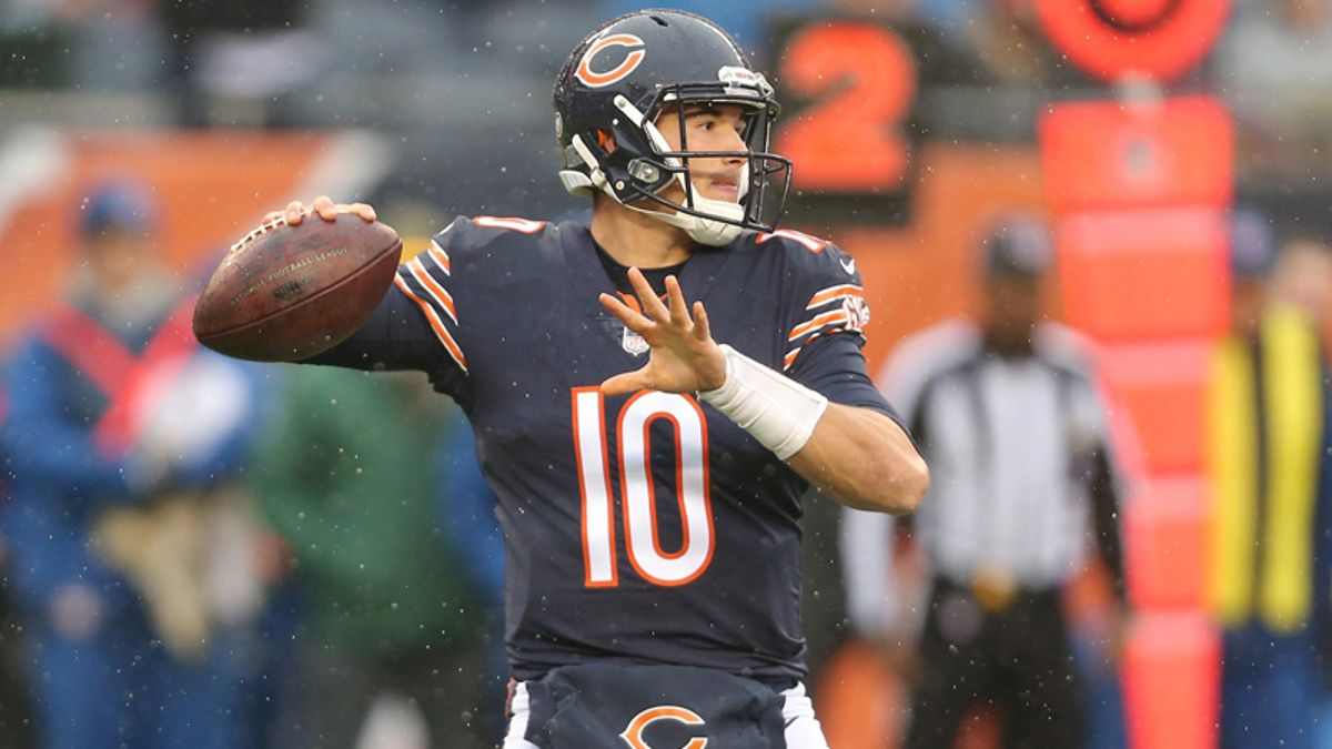 Sharp Money Flips Bears from Underdogs to Favorites Against Bengals article feature image