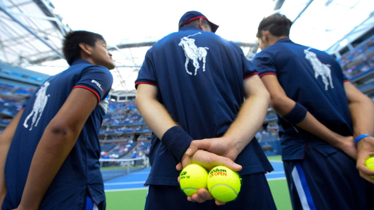 The Life of a US Open Ball Boy: Tour Tales From Our Summer Intern article feature image