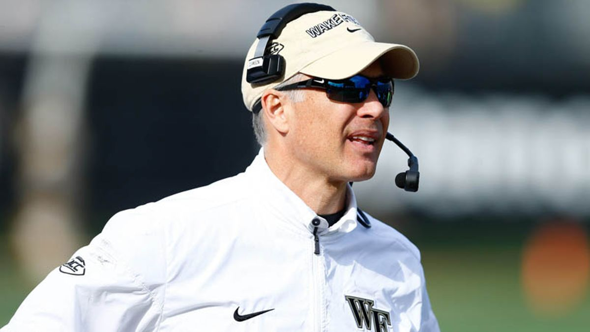 Wake and Rake: Sharp Money All Over Wake Forest-Tulane article feature image