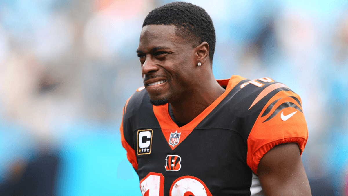 How A.J. Green Injury Impacts His Fantasy Ranking, Tyler Boyd's Value, More article feature image