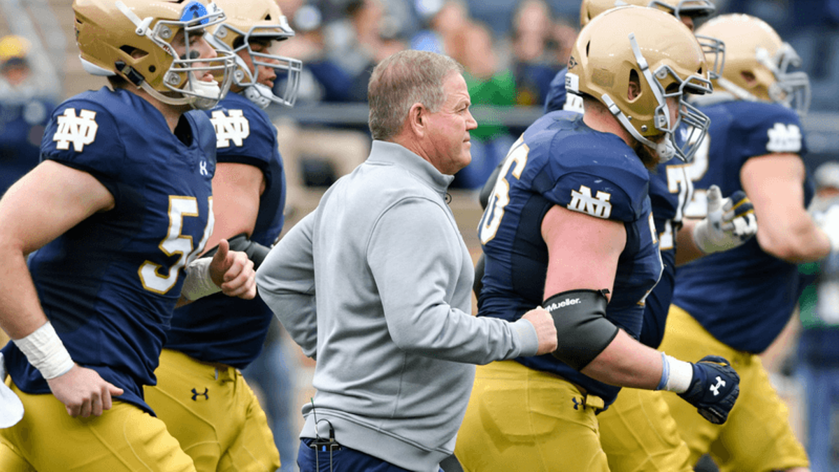 9 Takeaways from College Football Week 1: Notre Dame Quiets the Big Ten Hype article feature image