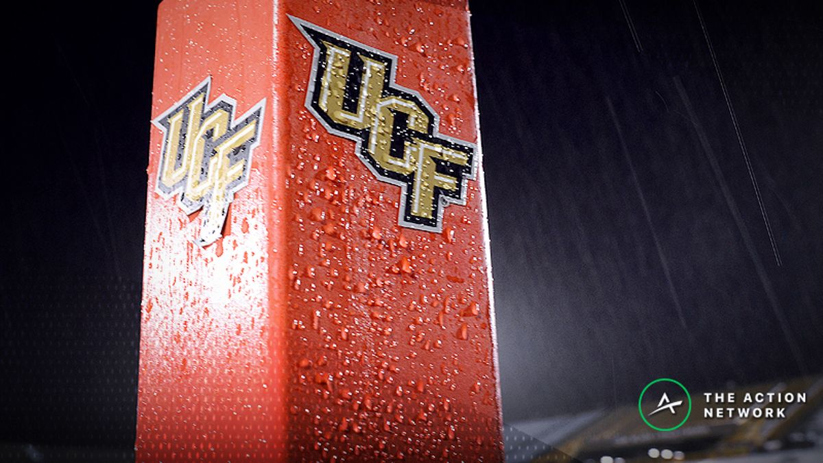 College Football Game Cancellation Tracker: What Happens to Your Bets? article feature image