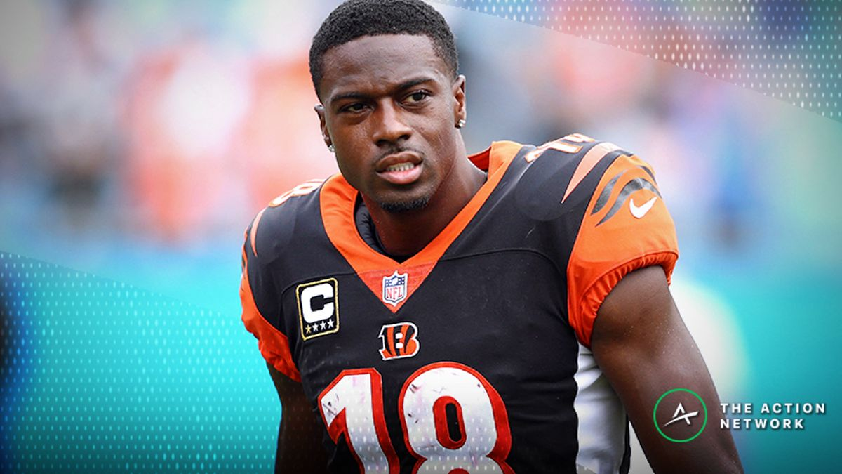 Week 4 NFL Injury Report: A.J. Green, More Fantasy Football Starters to Monitor article feature image