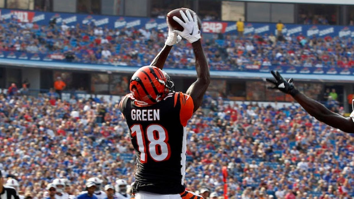 A.J. Green Fantasy Football Rankings, 2019 Projections, Analysis, More article feature image