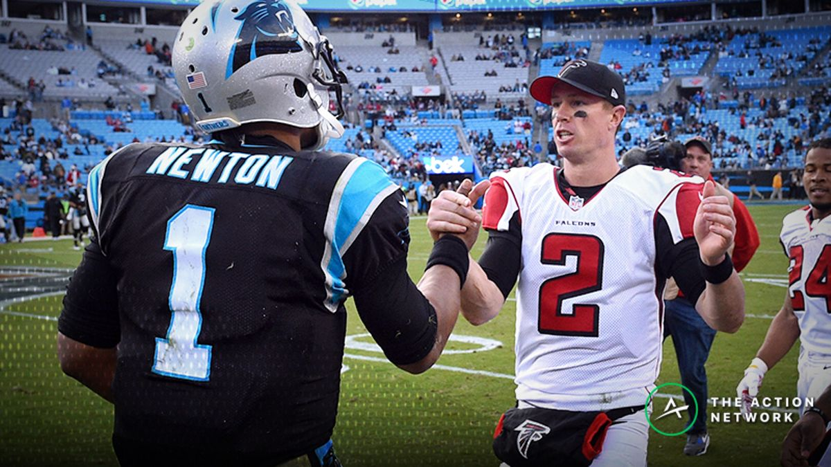 Panthers-Falcons Betting Preview: Sharps Expect Atlanta To Bounce Back article feature image