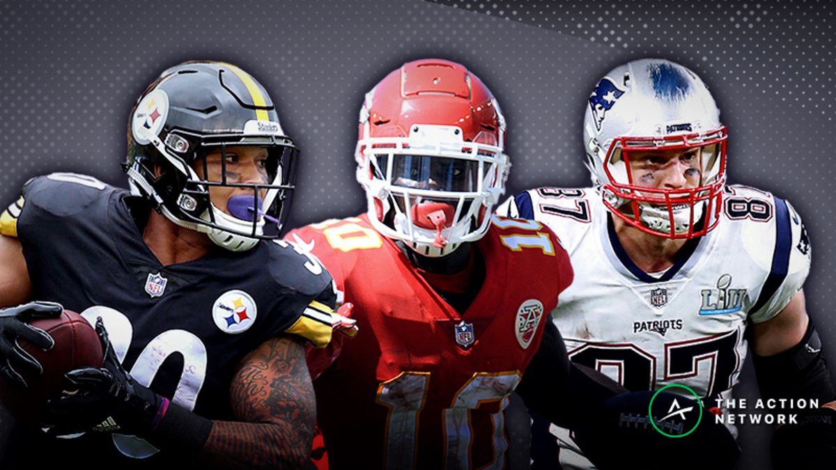 Week 4 Fantasy Football Rankings for Every Position article feature image