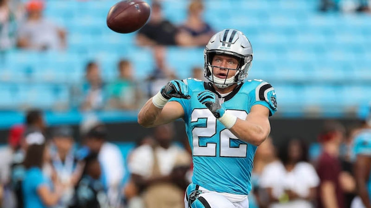 Christian McCaffrey Fantasy Football Rankings, 2019 Projections, Analysis, More article feature image