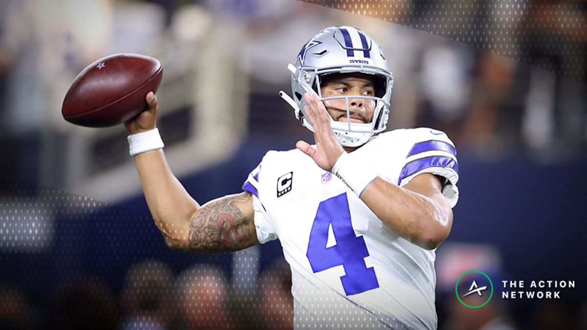 Week 4 NFL Player Props: Should You Bet on Dak Prescott to Pass for 221 Yards? article feature image