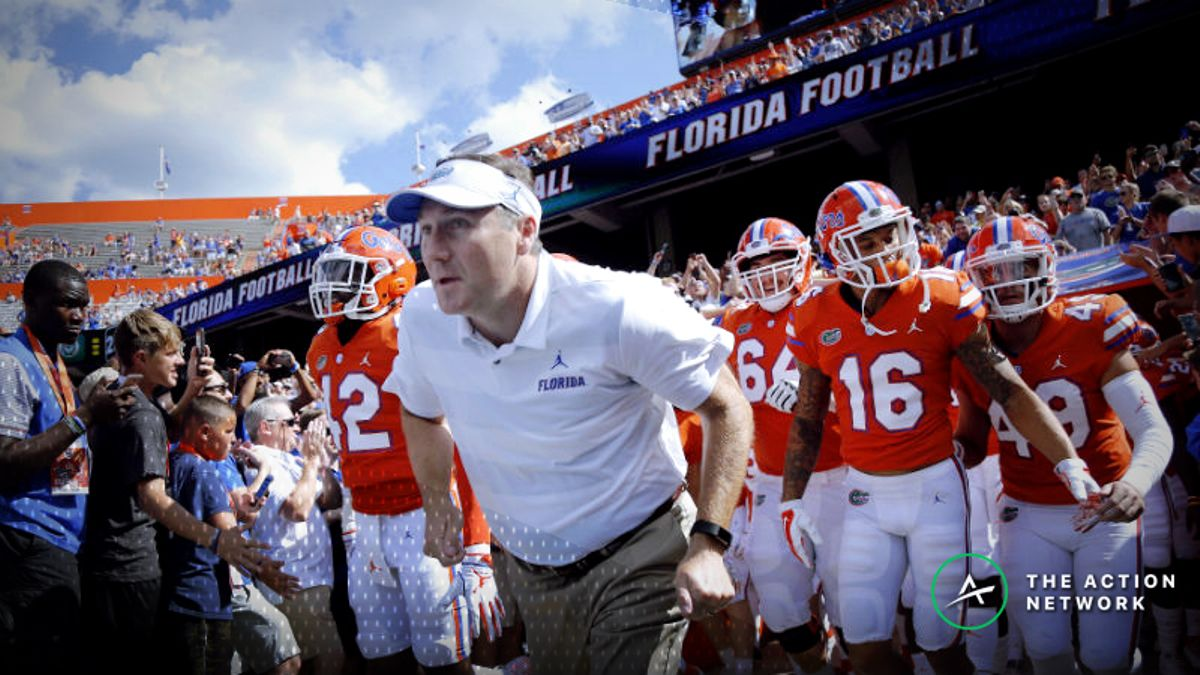 Florida-Tennessee Betting Odds, Preview: Take the Points in Low-Scoring Game? article feature image