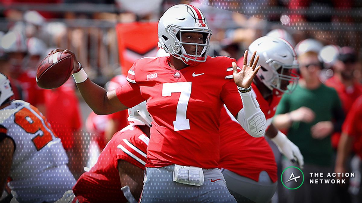Rubenstein: Which Top CFB Teams Can You Trust on the Road in Week 3? article feature image