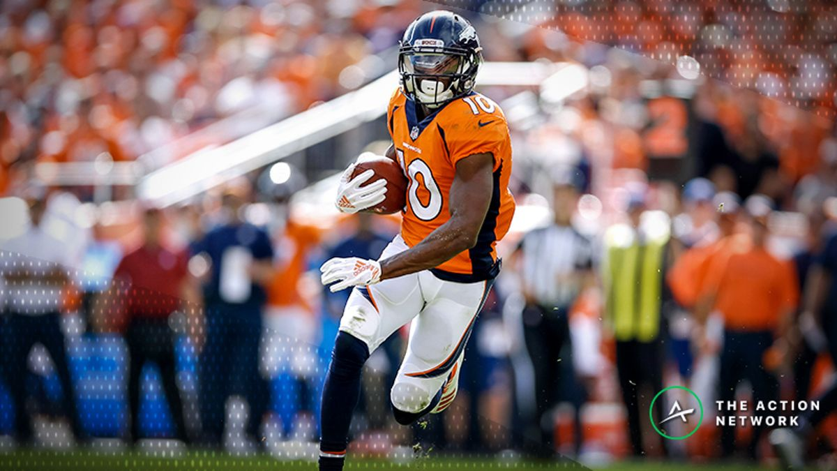 Week 2 Fantasy Football WR Report: Starts, Sits and the Consensus No. 1 article feature image