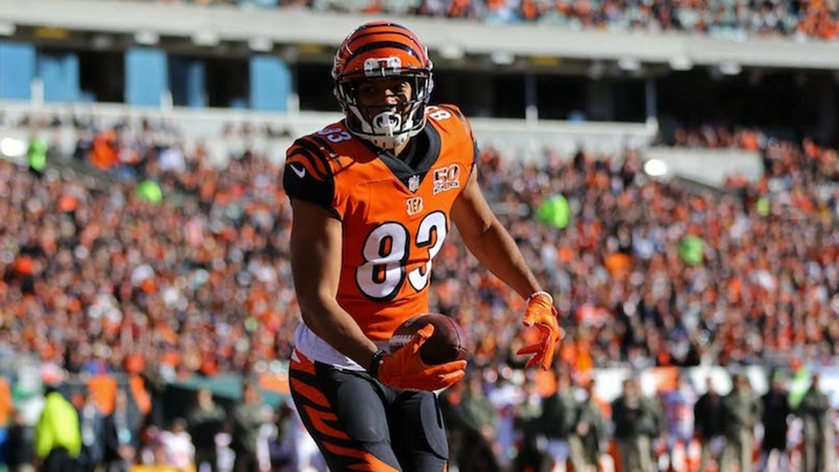 Tyler Boyd Fantasy Football Rankings, 2019 Projections, Analysis, More article feature image