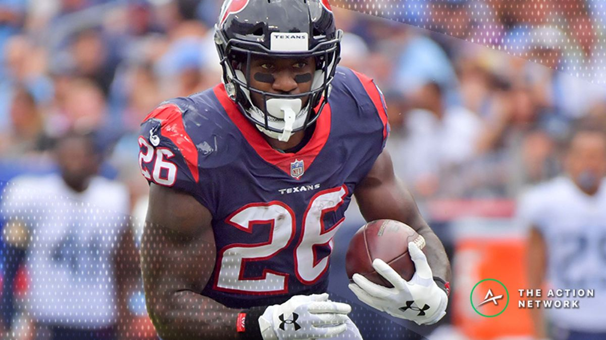 Week 4 Fantasy Football PPR Rankings: RB article feature image
