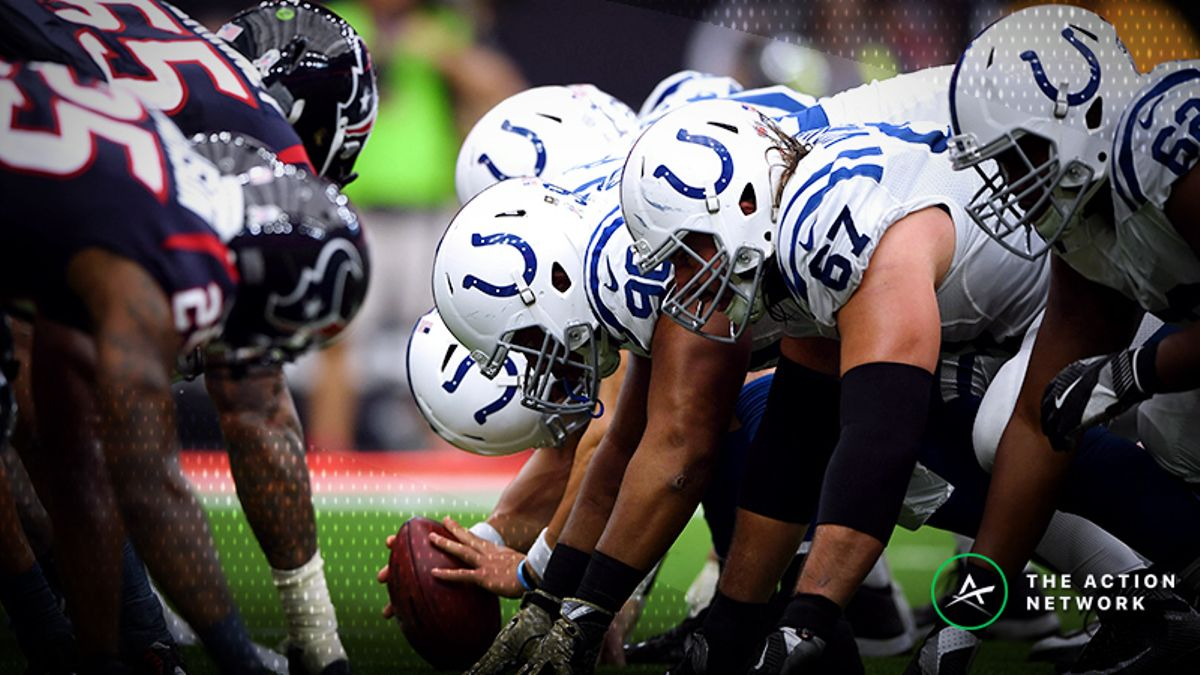 Schwartz's Trench Report: Texans-Colts, Browns-Raiders Highlight My Favorite Week 4 NFL Bets article feature image
