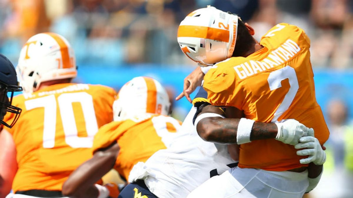 3 Reasons to Be Both Concerned, Optimistic After Tennessee's Opener article feature image