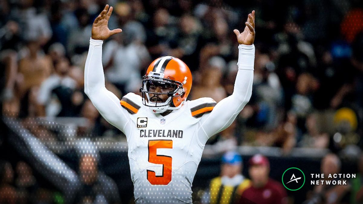 Jets-Browns Betting Preview: Is Now the Time to Back the Browns? article feature image