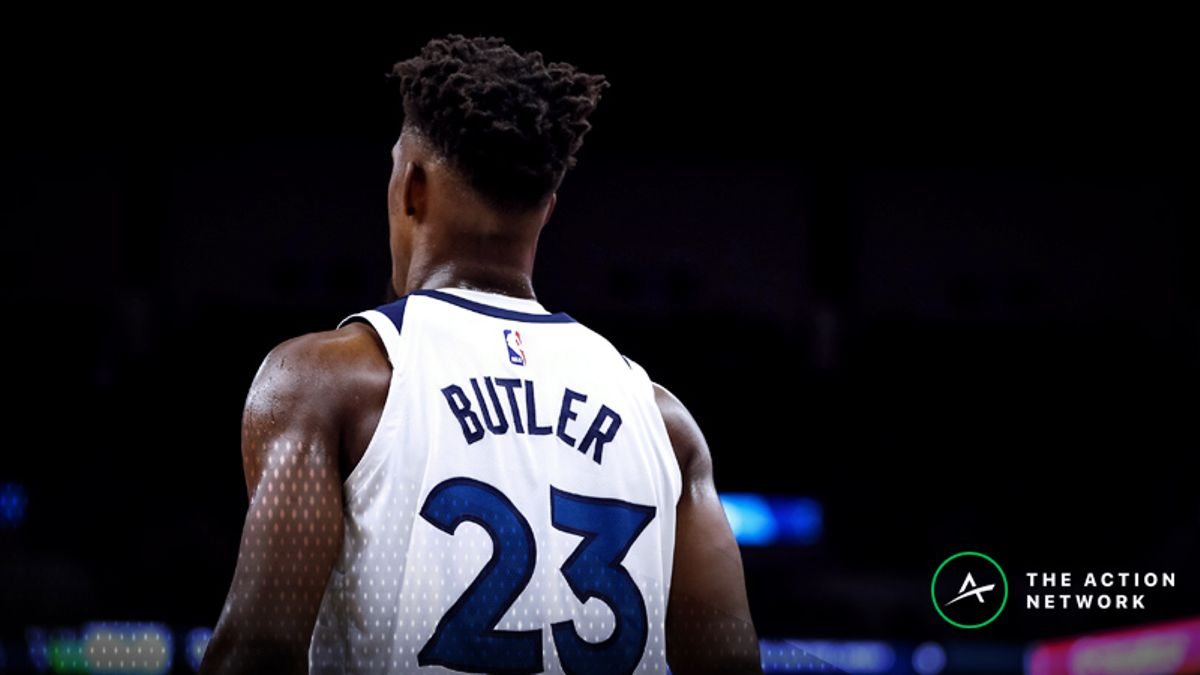 Wob: Do the Knicks Dare Dance with Jimmy Butler? article feature image