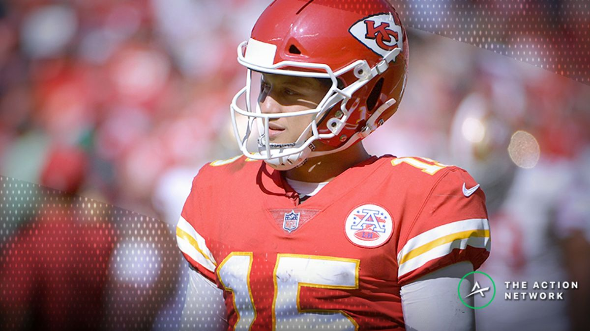 Sharps Betting Against Patrick Mahomes and the Chiefs in Denver article feature image