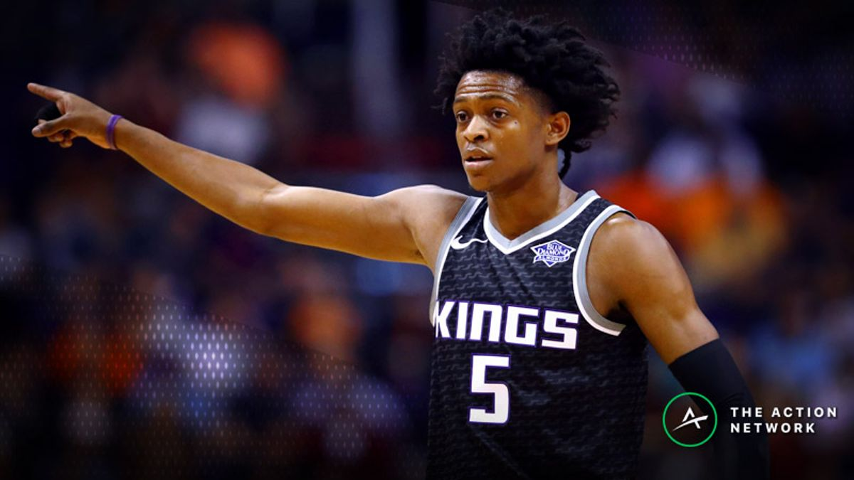 Kings 2018-19 Season Win Total: Sacramento Will Get Worse Before It Gets Better article feature image
