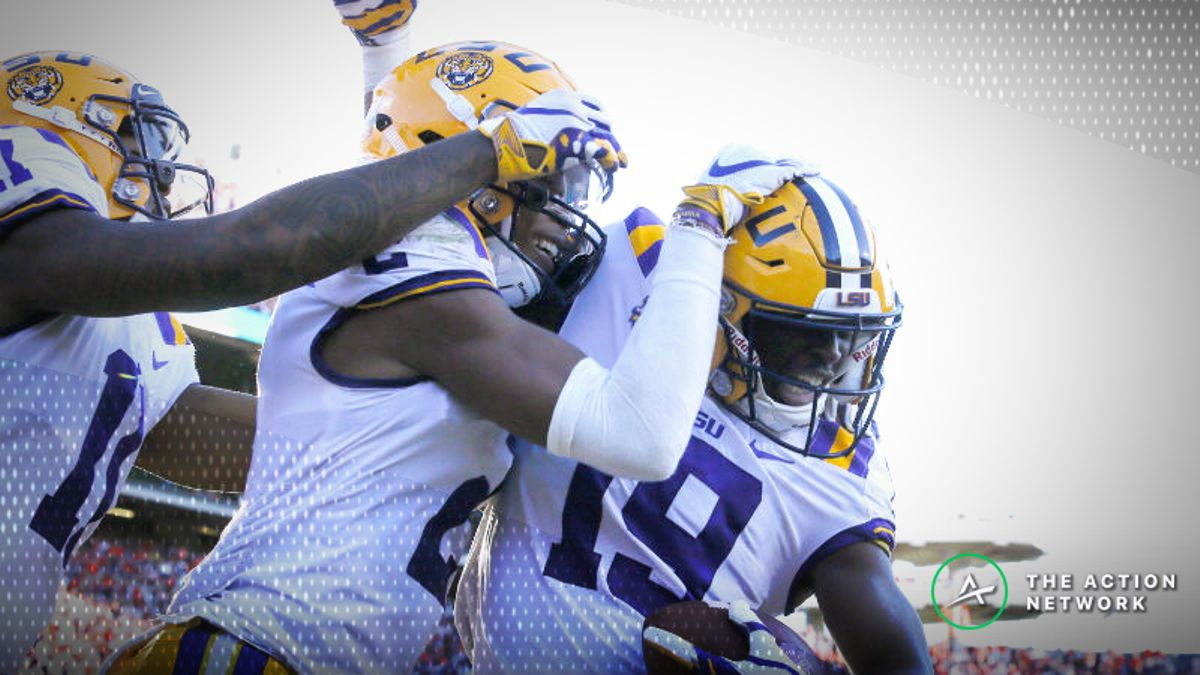 Wilson: Projecting Week 10 College Football Spreads, and Games I Want to Bet Sunday article feature image