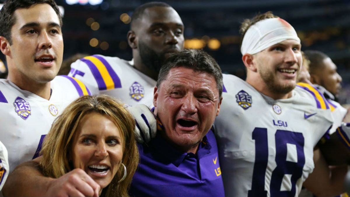 Did LSU Change Narrative on 2018 Season with Win vs. Miami? article feature image