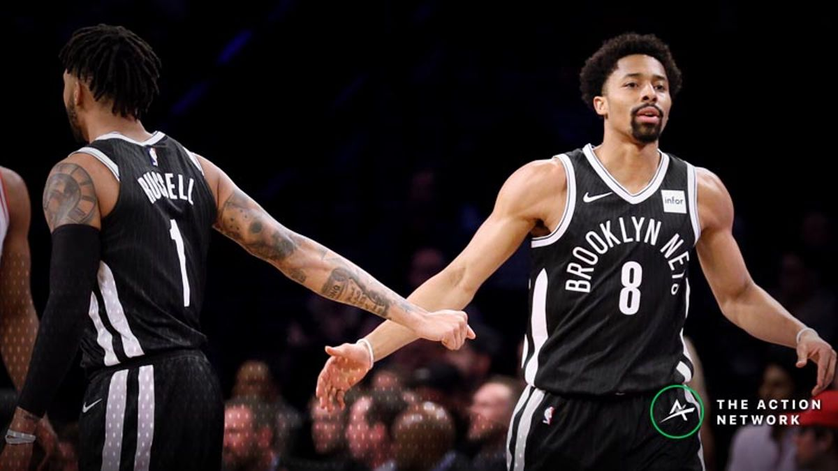 Nets 2018-19 Season Win Total: Can Brooklyn Sneak into the East Playoffs? article feature image
