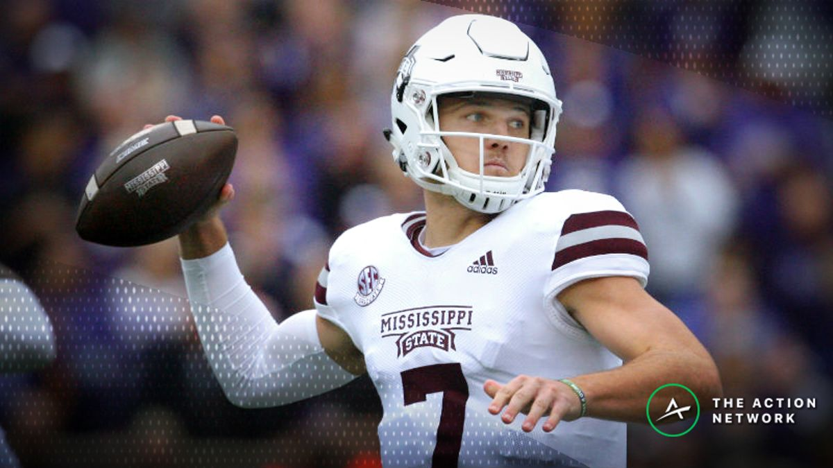 Power Ratings vs. Spreads: Biggest Discrepancies for College Football Week 4 article feature image