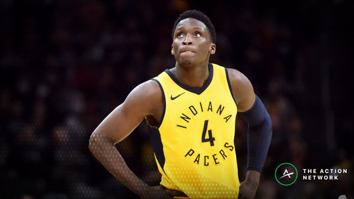 Pacers 2018-19 Season Win Total: Is Indiana a Legit Contender in the East? article feature image