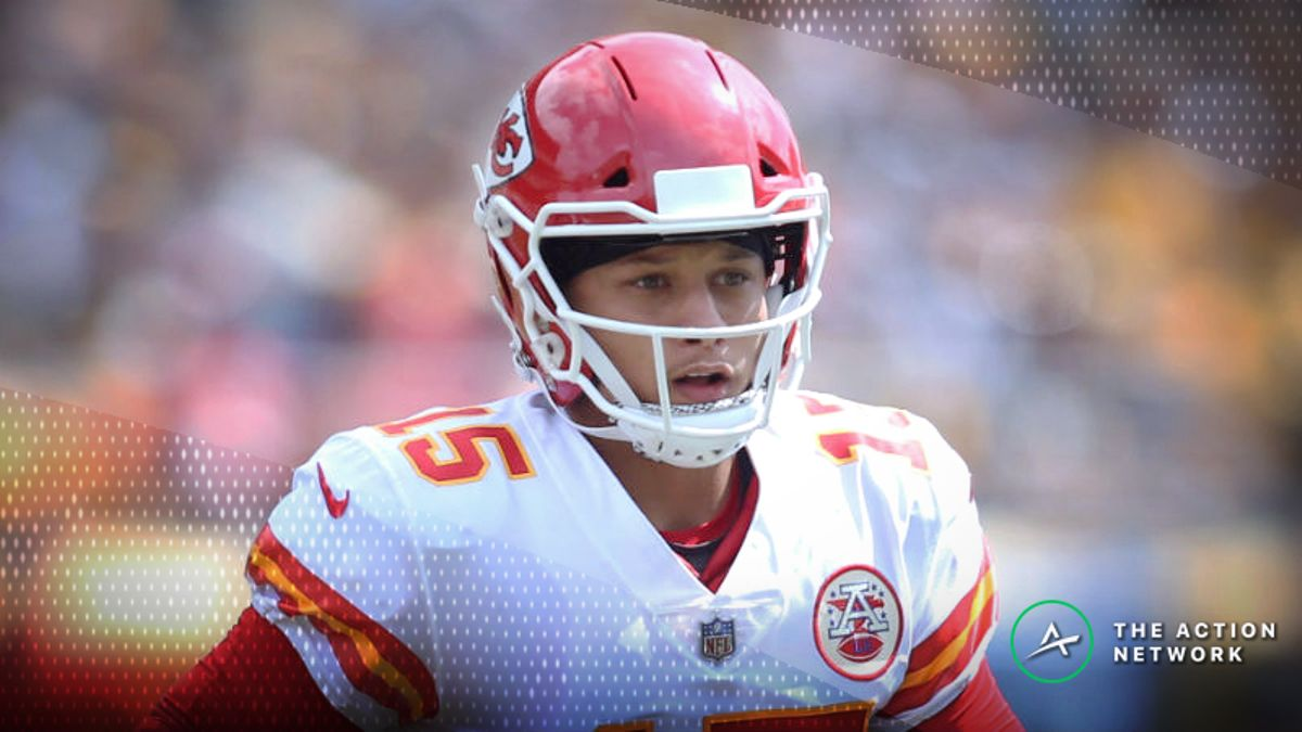 NFL Week 3 Sharp Report: Pros Betting 49ers-Chiefs, Two Other Games article feature image