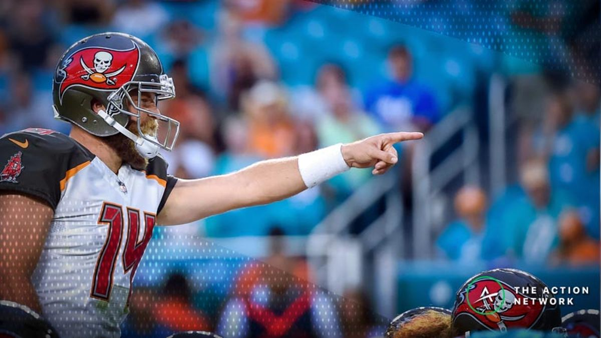 MNF Player Prop: Will Ryan Fitzpatrick Surpass 280 Passing Yards? article feature image