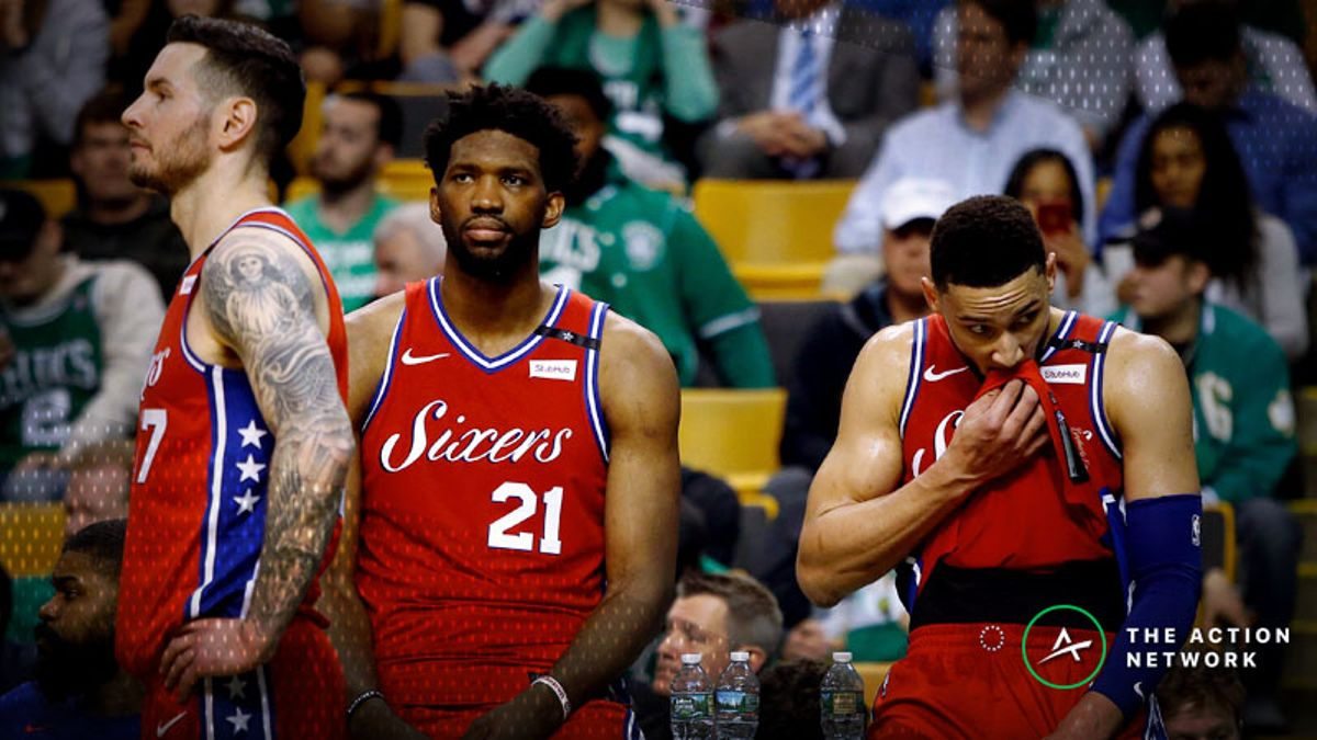 76ers 2018-19 Season Win Total: Is Philly Poised for Regression? article feature image