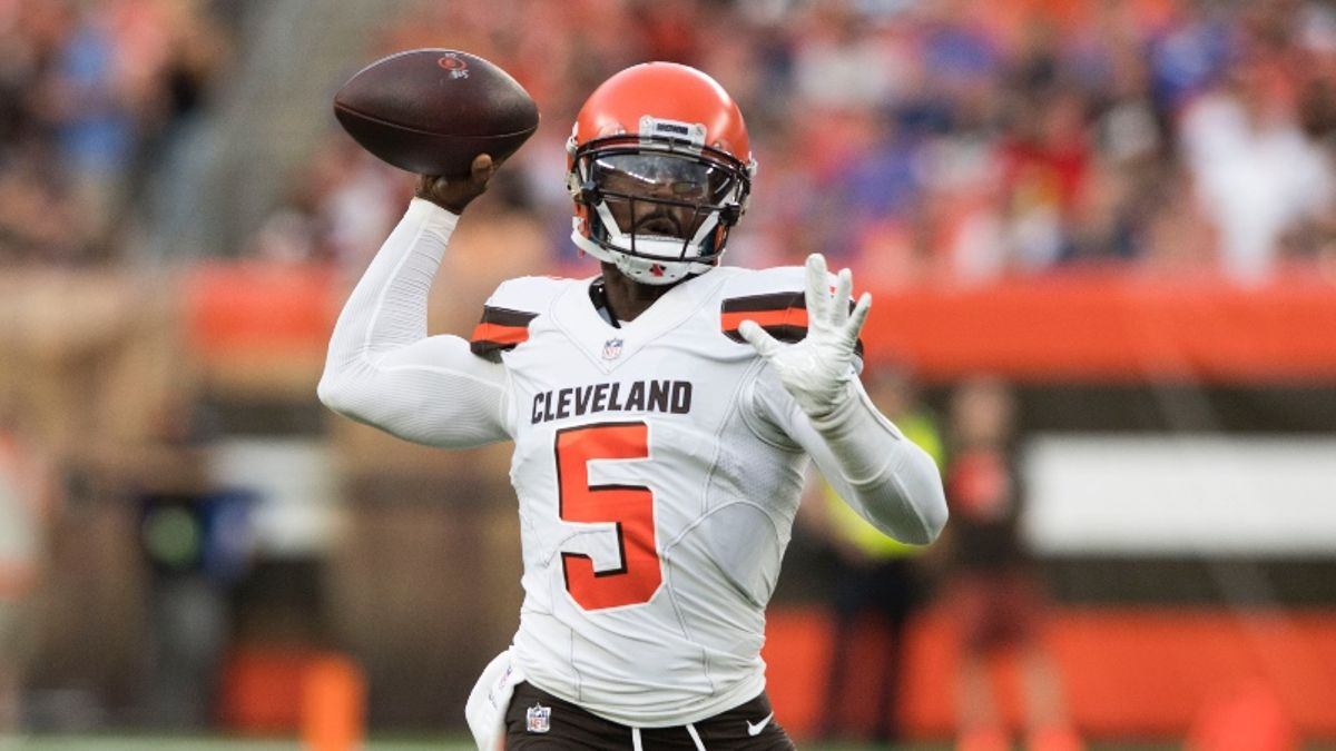 NFL Power Ratings: Browns, Saints Most Overrated Week 1 Teams article feature image