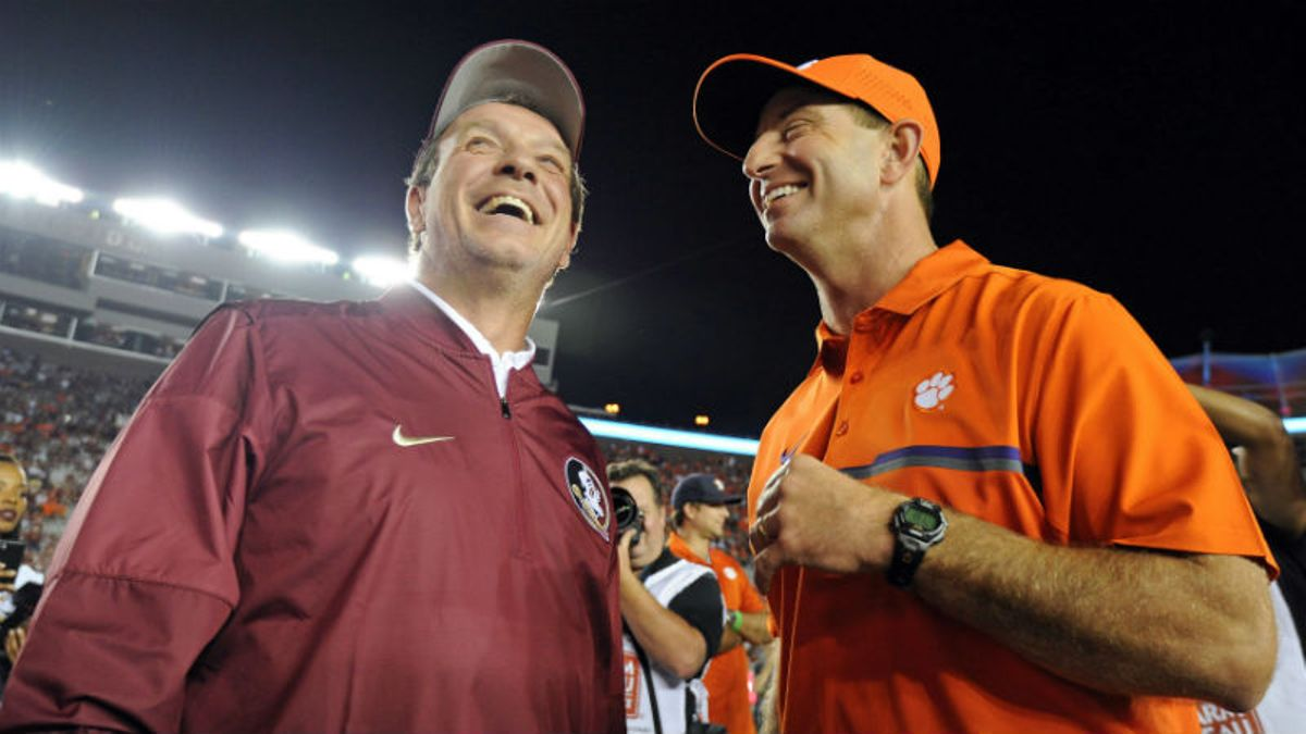 Senkiw: Clemson Will Make Texas-Sized Statement at A&M article feature image
