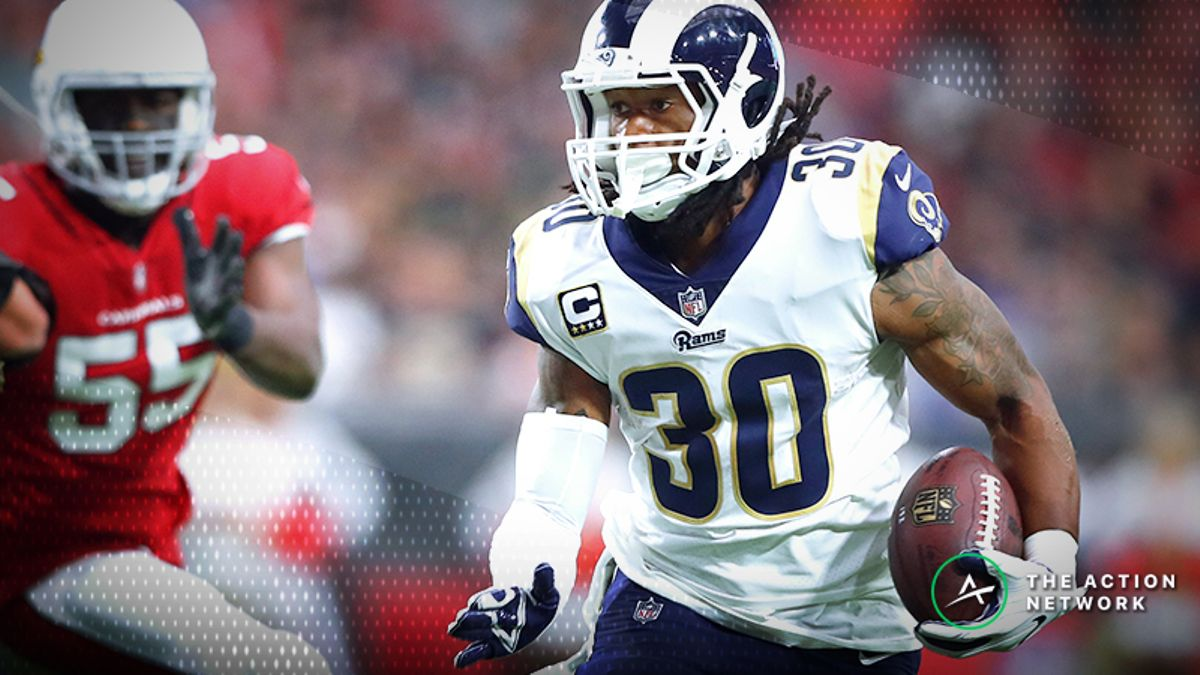 Cardinals-Rams Betting Preview: Is LA Worth Backing as Massive Favorite? article feature image
